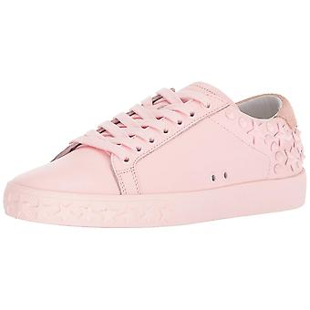 Ash Womens Dazed Leather Low Top Lace Up Fashion Sneakers