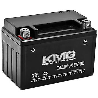 Battery for Suzuki 1300 GSX1300R Hayabusa 1999-2007 YT12A-BS Sealed Maintenance Free Battery High Performance 12V SMF OEM Replacement Powersport Motorcycle ATV Scooter Snowmobile