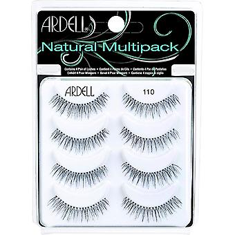 Ardell Multipack 110 Natural Looking Style Easy To Apply Soft Full Eye Lashes