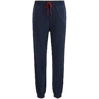Boss Navy Speckled Mix & Match Tracksuit Pant