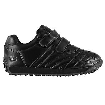 Tapout Kids Ox Velcro Trainers Juniors Low Shoes Sneakers