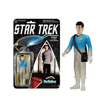 Star Trek-asteittainen Spock Yhdysvaltain yksinomainen reaktio kuva