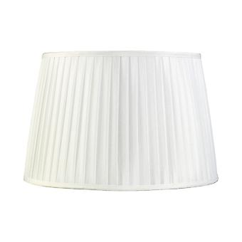 Diyas Stella Round Shade White 350/400mm 263mm