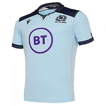 2019-2020 Escocia Alternativa Réplica Auténtica Rugby Camisa