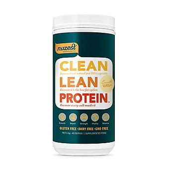 Nuzest Clean Lean Premium Europäische goldene Erbse Protein, Gluton frei
