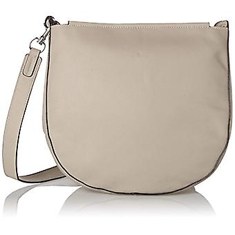 Tom Tailor Acc Indira Women's shoulder bag 12.5 x 30 x 35 cm gray (Grey (Taupe)) 12.5x30x35 cm (B x H x T)