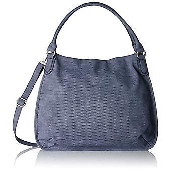 s.Oliver (Bags) 39,707.94.5809 - Donna Blau Bucket Bags (Smokey Blue) 12x34x42cm (B x H T)