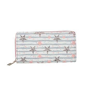 Fable Womens/Ladies Star Print Large Purse