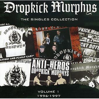 Dropkick Murphys - Singles Collection [CD] USA import