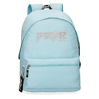 بيبي جينز أوما حقيبة ظهر - 42 سم - 22.79 لتر - أزرق 63923B3