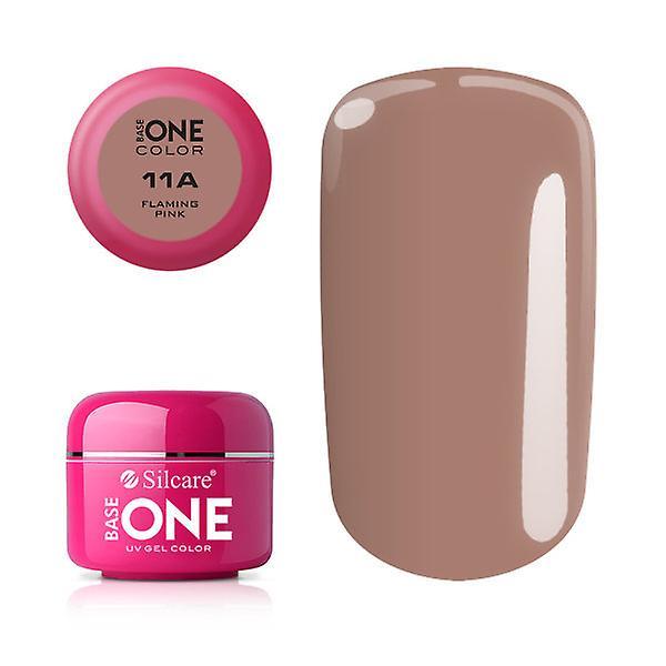 Base one - Color -  Flaming pink 5g UV-gel