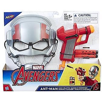 Avengers Marvel Ant-Man Mask & Particle Blaster