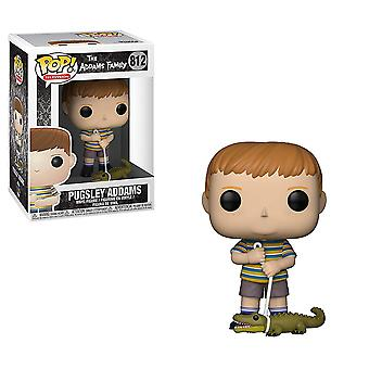 Addams Family Pugsley Pop! Vinyl