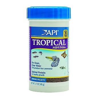 API Tropical mini pellet 51g