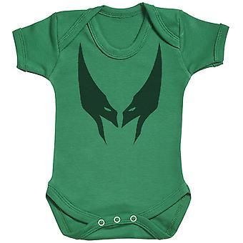 Wolverine Mask - Baby Bodysuit