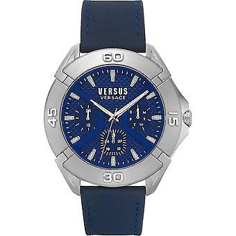 Versus Versace VSP1W0119 Men's Rue Oberkampf Wristwatch