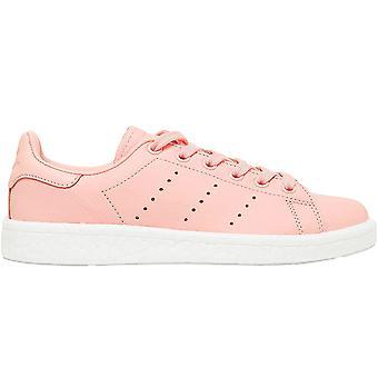 Adidas Originals menns Stan Smith boost lav Rise Lace opp trenere joggesko Coral
