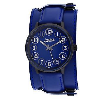 Jean Paul Gaultier Men's Decroche Blue Dial Watch - 8504704