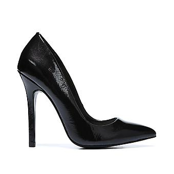 Fergie Womens Alexi Leather Pointed Toe Classic Pumps
