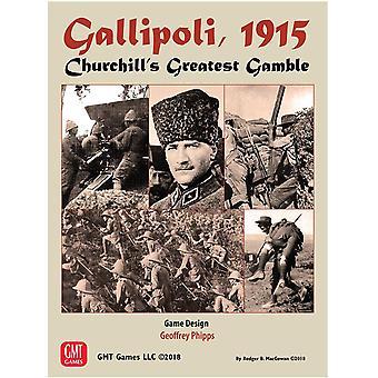 Καλλίπολη 1915 ο Τσώρτσιλ ' s μεγαλύτερο ρίσκο
