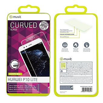 Film For Huawei P10 Lite Protection Screen Tempered Glass Incurvé