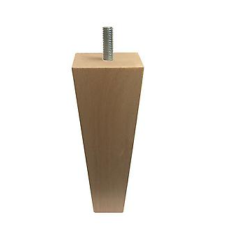 Holzmöbel Bein 17 cm (M10)