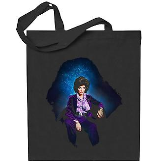TV Times Joan Collins At Home Stars 1971 Totebag
