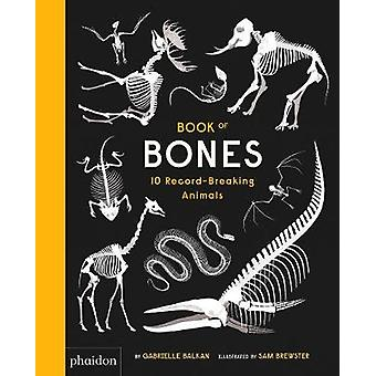 Book of Bones by Gabrielle Balkan