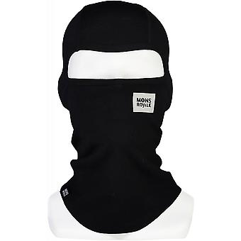 Mons Royale Cold Days Balaclava - Black