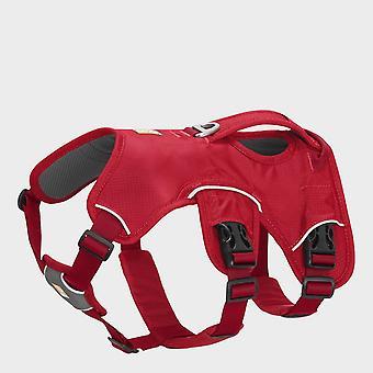 Novo Ruffwear webmaster cão chicote Pet acessórios vermelho