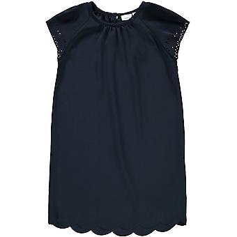 Namn-IT Girls klänning Filora Capsleeve