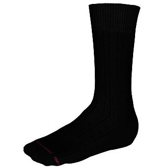 Sock A Cotes Fil D-apos;ecosse - Cotton