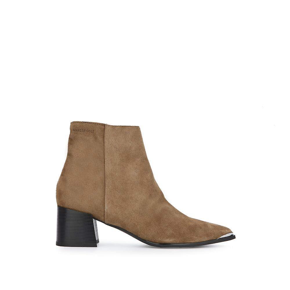 Kenneth Cole Nowy Jork Kobiety's Roanne Bootie Uniform Dress Shoe mg2lS