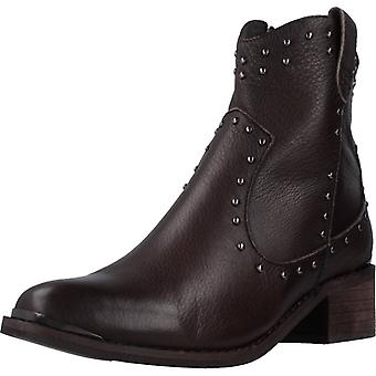 Carmela Booties 67075c Color Brown