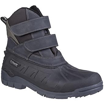 Cotswold Mens Kempsford Hybrid Wellington Boot