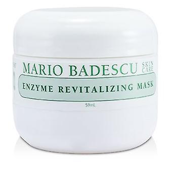 Mario Badescu Enzym Revitalisierende Maske - für Kombination / Trocken / empfindliche Hauttypen 59ml/2oz