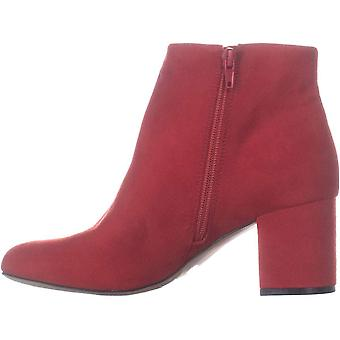 INC International Concepts Womens Floriann Closed Toe Ankle Fashion Boots
