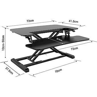 FLEXISPOT Sit Stand Desk Standing Desk Height Adjustable Desk