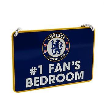 切尔西FC1号球迷卧室标志