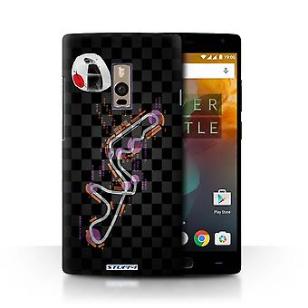 STUFF4 Case/Cover for OnePlus 2/Two/Japan/Suzuka/2014 F1 Track