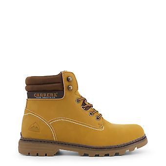 Carrera Jeans Originele Heren Herfst/Winter enkellaars - Gele kleur 36116