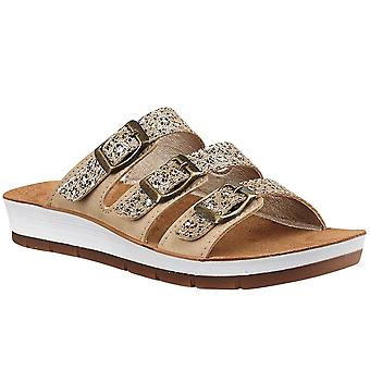 Lotus Turin Womens Slip On Sandals