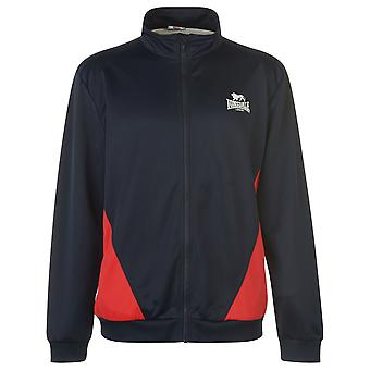 Lonsdale Mens Two Stripe Tracksuit Top