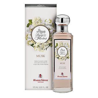 Unisex Parfüm Agua Fresca De Flores Musk Alvarez Gomez EDC (175 ml)