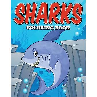 Sharks Coloring Book by Ray & Andy