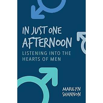 In Just One Afternoon Listening Into the Hearts of Men by Shannon & Marilyn