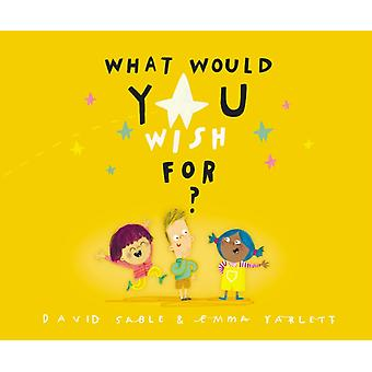 What Would You Wish For by David Sable