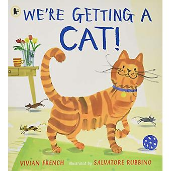 We're Getting a Cat! by Vivian French - 9781406382945 Book