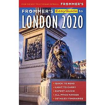 Frommer's EasyGuide to London 2020 by Jason Cochran - 9781628874600 B
