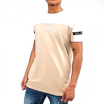 Kings Will Dream Vesy Sand/Ecru Jersey T-shirt